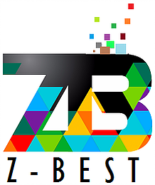 Z-Best Audio & Video Dist. Inc. Logo